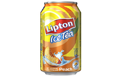 Foto Ice tea lemon sparkeling